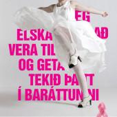 Bleika slaufan 2011, Herferð frá A-Ö, Laila.is, Laila Pétursdóttir, Laila Sæunn Pétursdóttir, markaðssetning, almannatengsl