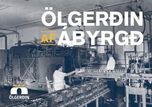 Prófarkalestur á íslensku útgáfunni af CSR skýrslu Ölgerðarinnar og þýðing á skýrslunni yfir á ensku
