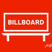Billboard textagerð
