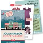 Jólahandbók Miðborgarinnar 2012. Textagerð, prófarkalestur og auglýsingasala.