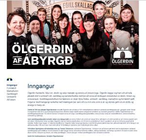 Textagerð og yfirferð