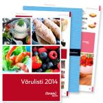 Vörulisti Ekrunnar 2014, laila.is, Laila Sæunn Pétursdóttir, Laila Pétursdóttir
